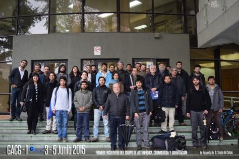 Fotografía Oficial del Encuentro GACG